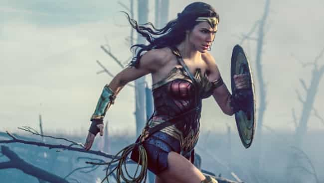 She Has More Weapons tha... is listed (or ranked) 3 on the list 18 Things You Didn't Know About Wonder Woman