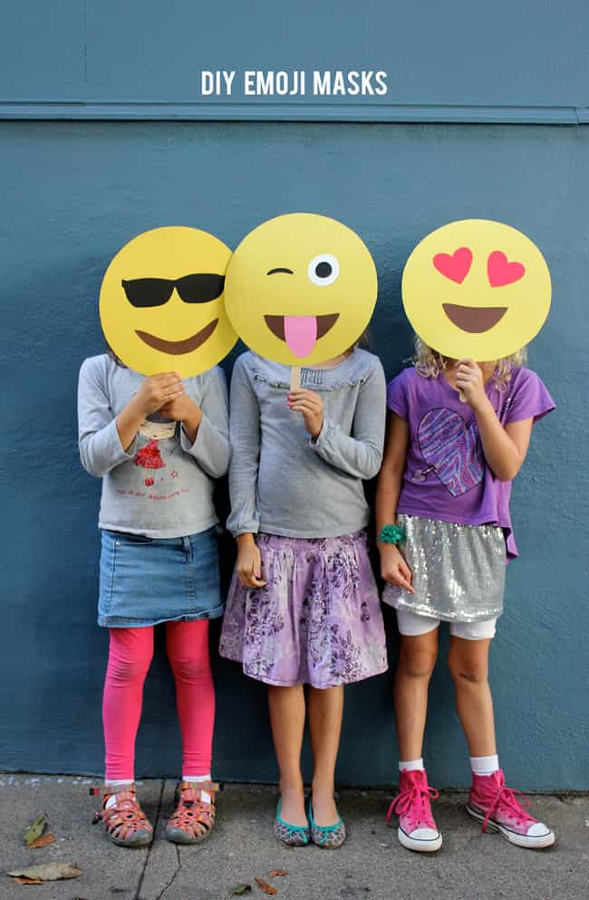 Emojis is listed (or ranked) 1 on the list Last Minute DIY Halloween Costumes Even You Can Make