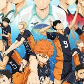 Haikyuu! is listed (or ranked) 2 on the list The Best Sports Manga of All Time