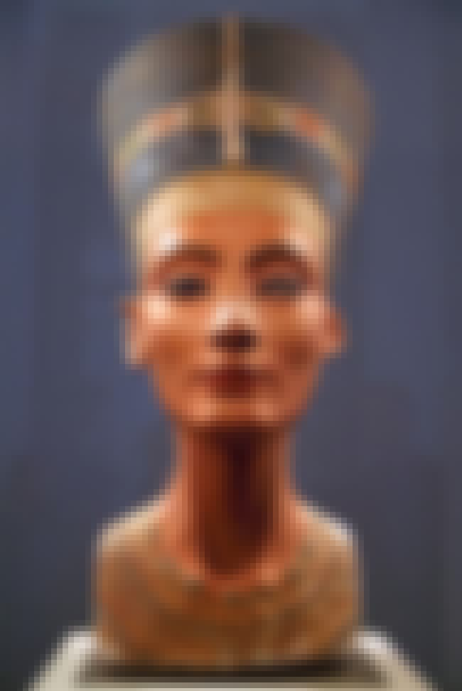 Nefertiti's One Eye Has Given ... is listed (or ranked) 2 on the list 21 Facts You May Not Have Known About Queen Nefertiti