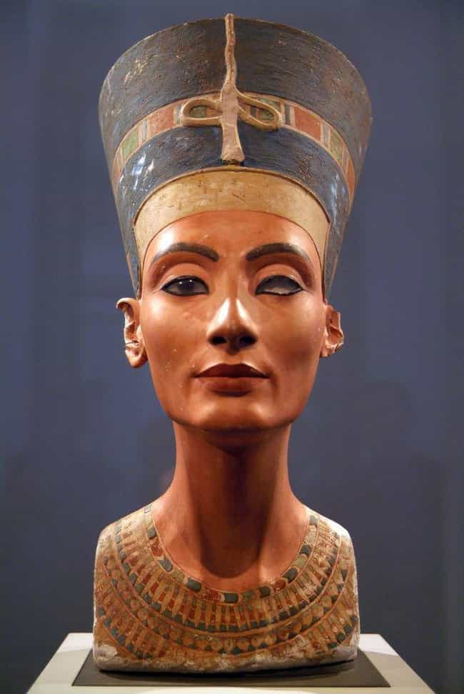 Nefertiti's One Eye Has ... is listed (or ranked) 2 on the list 21 Facts You May Not Have Known About Queen Nefertiti