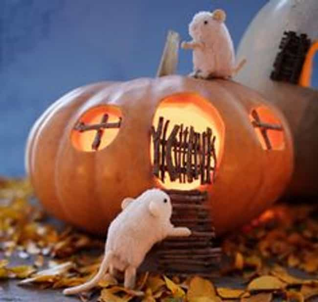 """Carve Out """"Windows&... is listed (or ranked) 3 on the list 22 Pumpkin Carving Hacks That Change Everything"""