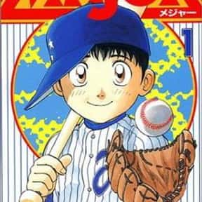 Major is listed (or ranked) 3 on the list The Best Baseball Manga of All Time
