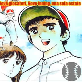 Nine is listed (or ranked) 18 on the list The Best Baseball Manga of All Time