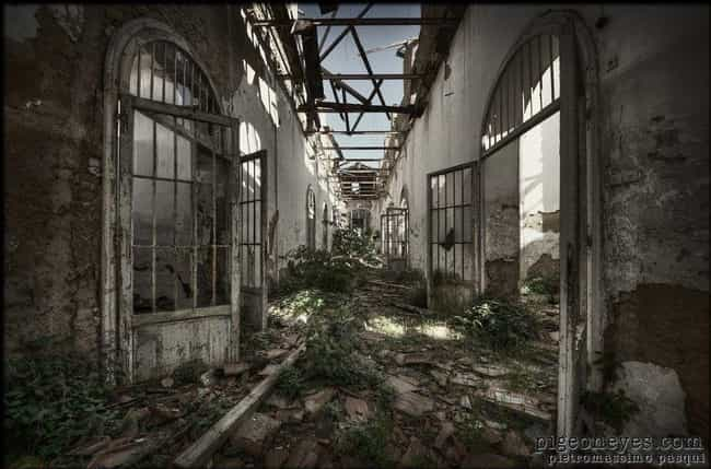 Kenmore Insane Asylum, Austral... is listed (or ranked) 1 on the list The Scariest Real Places on Planet Earth