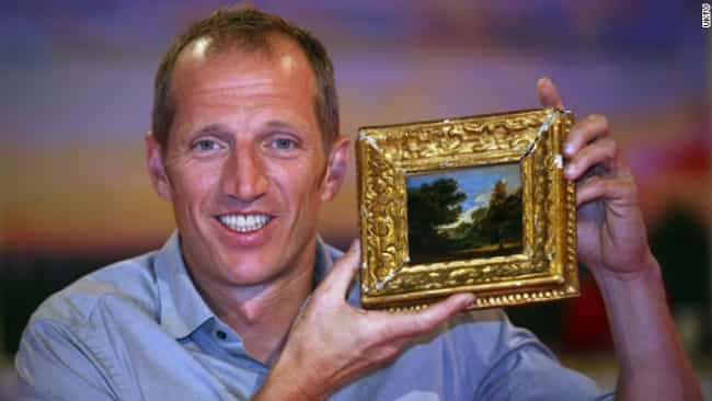 The 30 Pound John Constable is listed (or ranked) 4 on the list Junk That Turned Out to Be Worth a Fortune