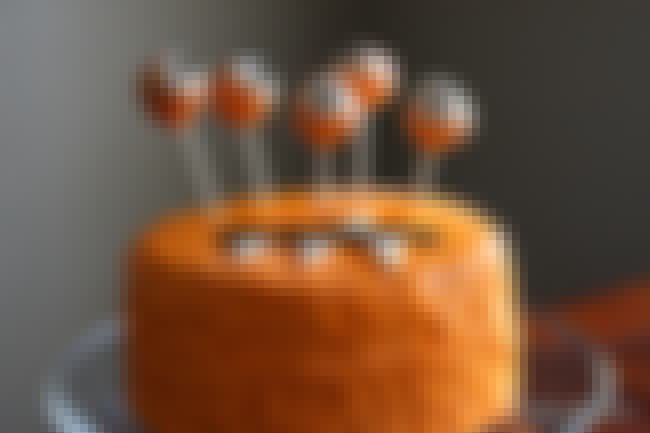 Spooky Monster Cake is listed (or ranked) 2 on the list Creepy Treats You Should Serve This Halloween