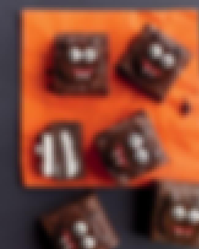 Scaredy Cat Brownies is listed (or ranked) 7 on the list Creepy Treats You Should Serve This Halloween
