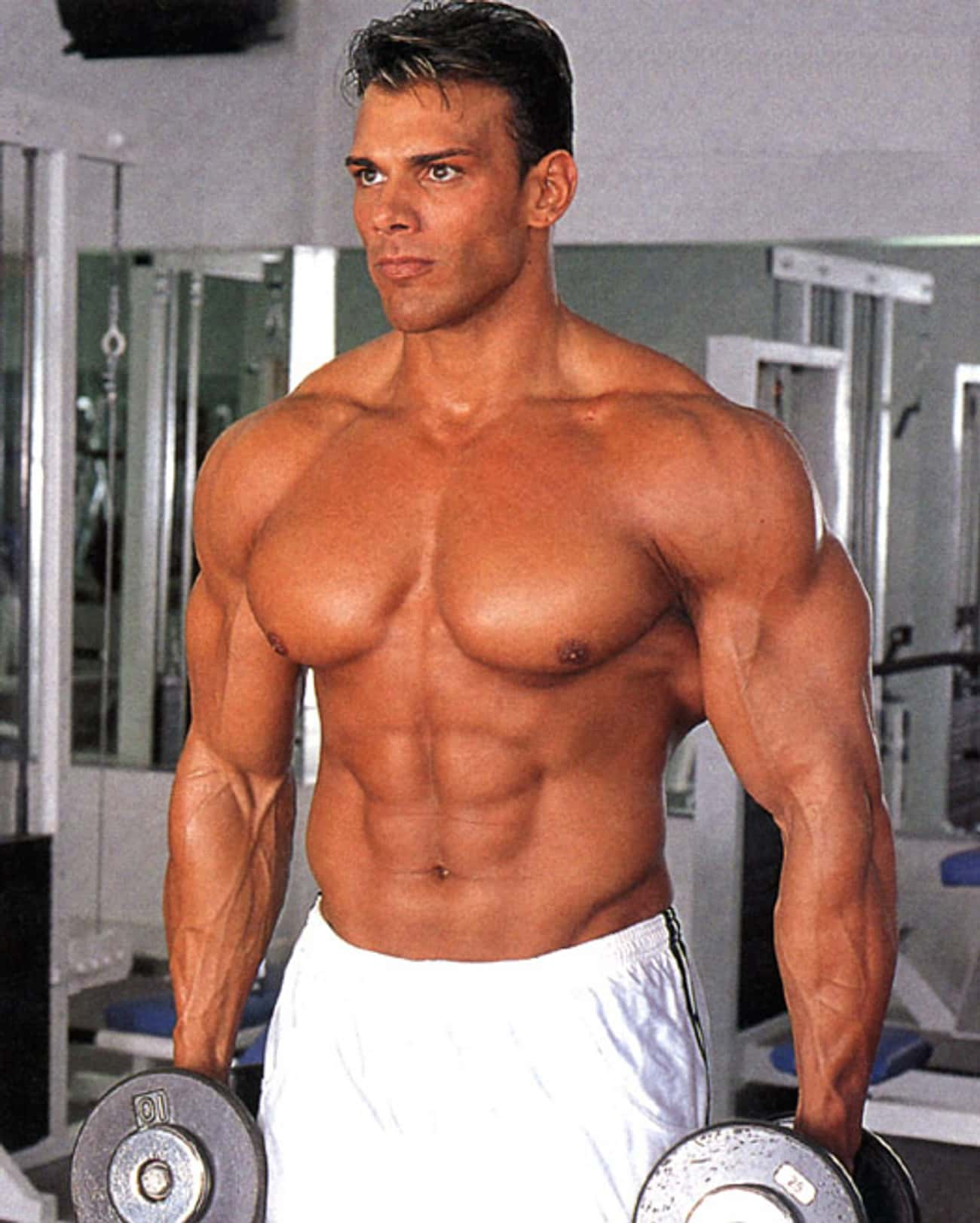 Frank Sepe is listed (or ranked) 4 on the list Hottest Male Bodybuilders