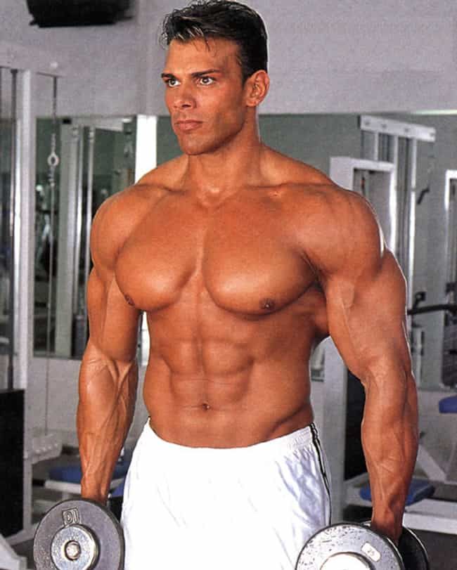 Frank Sepe is listed (or ranked) 3 on the list Hottest Male Bodybuilders