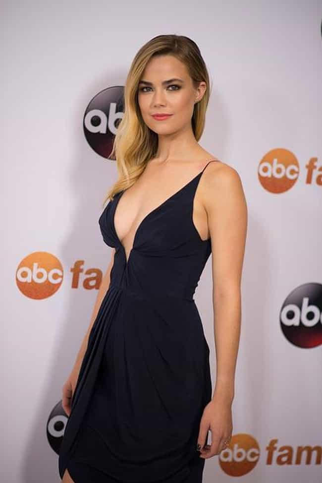 Rebecca Rittenhouse at Disney... is listed (or ranked) 1 on the list The Most Stunning Rebecca Rittenhouse Pics