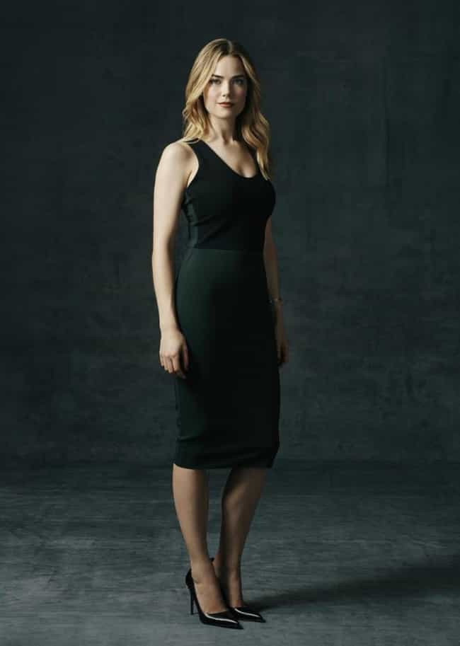 Rebecca Rittenhouse in Blood a... is listed (or ranked) 4 on the list The Most Stunning Rebecca Rittenhouse Pics