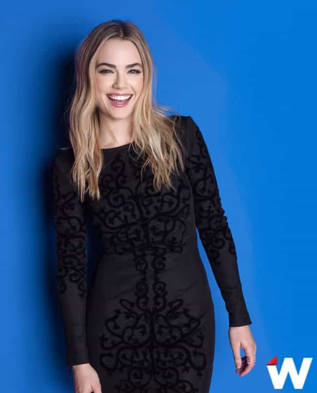 Rebecca Rittenhouse covers Wra... is listed (or ranked) 3 on the list The Most Stunning Rebecca Rittenhouse Pics