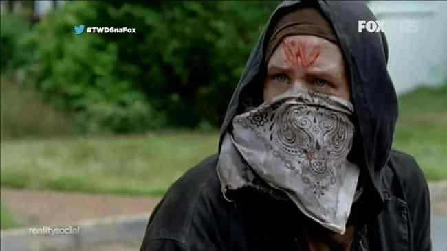 Carol Disguised as a Wolf Kill... is listed (or ranked) 2 on the list The Most Brutal Kills on The Walking Dead