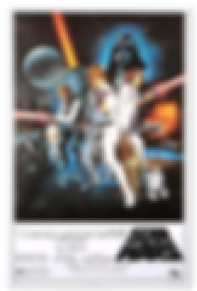 A New Hope (Style B) Theatrica... is listed (or ranked) 3 on the list The Best Star Wars Posters