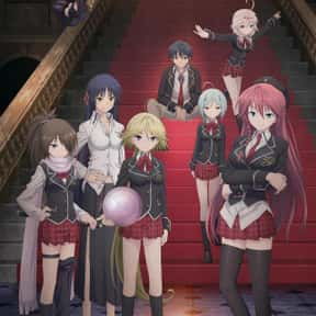 Trinity Seven is listed (or ranked) 4 on the list The Best Fan Service Manga of All Time