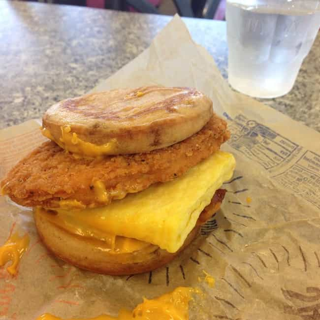 The Chicken McGriddle is listed (or ranked) 1 on the list 20 Insane McDonald's Breakfast/Lunch Combos You Can Now Make