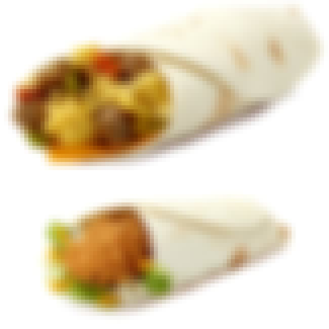 Chicken Sausage Burrito is listed (or ranked) 3 on the list 22 Insane McDonald's Breakfast/Lunch Combos You Can Now Make