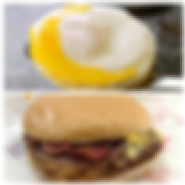 Bacon and Egg McDouble is listed (or ranked) 3 on the list 22 Insane McDonald's Breakfast/Lunch Combos You Can Now Make