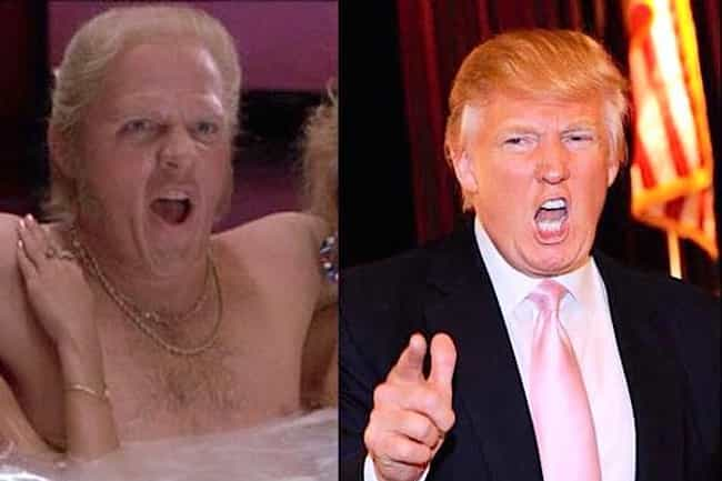 Biff Tannen Was Based on Donal... is listed (or ranked) 2 on the list Ways Back to the Future Predicted the Future