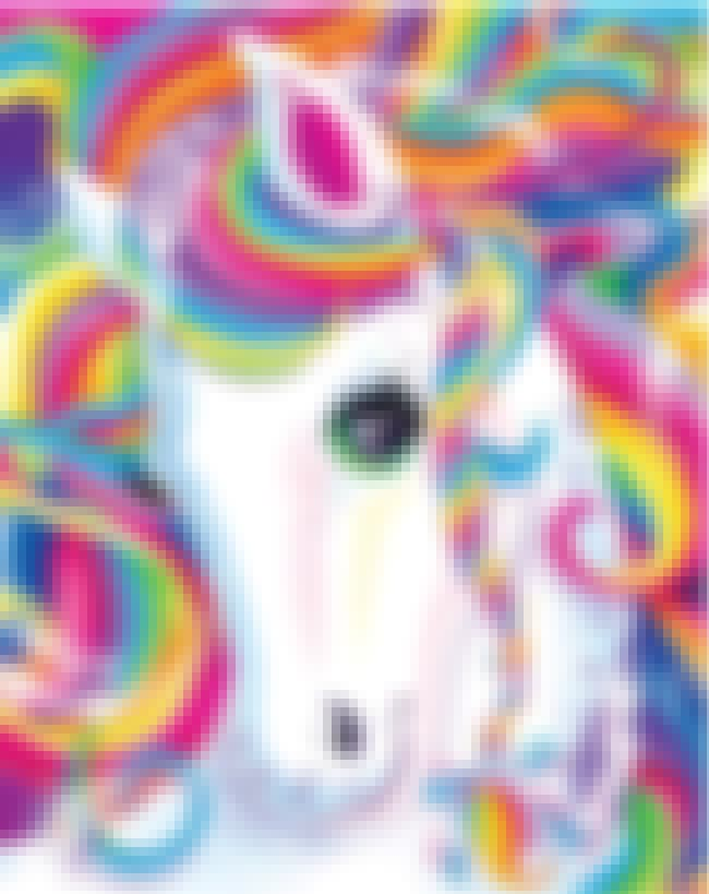That Flirty Horse is listed (or ranked) 3 on the list The Best Lisa Frank Animals