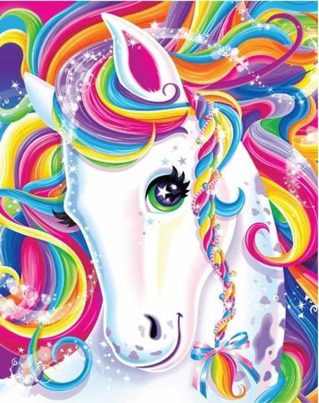 That Flirty Horse is listed (or ranked) 4 on the list The Best Lisa Frank Animals