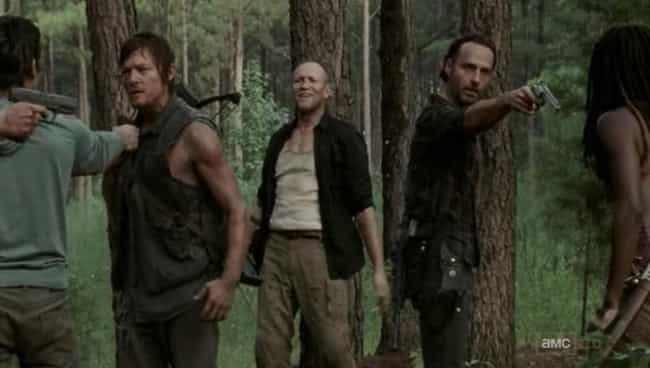 His Character, Daryl Dix... is listed (or ranked) 2 on the list 50+ Interesting Facts About Norman Reedus