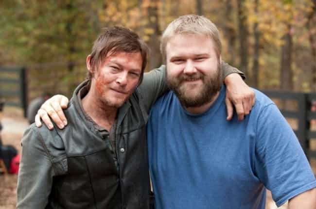 Robert Kirkman Credits R... is listed (or ranked) 4 on the list 50+ Interesting Facts About Norman Reedus