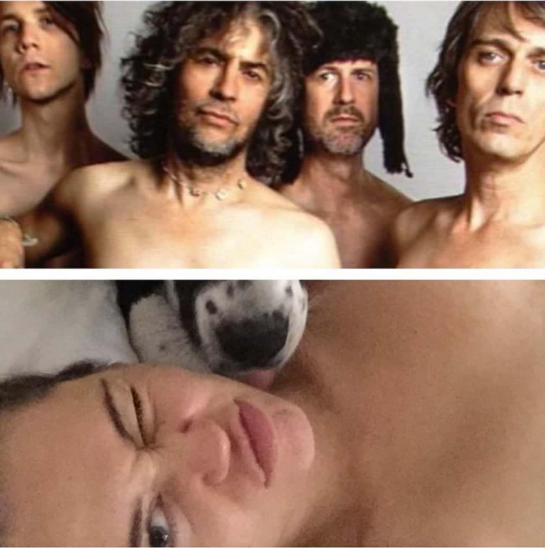 Her Nude Concert with Wayne Coyne
