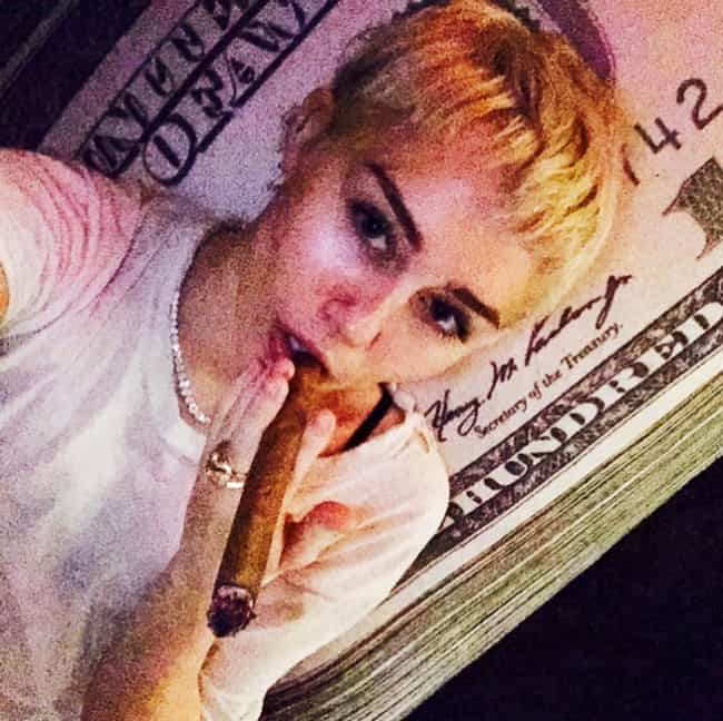 The 22 Weirdest Things Miley Cyrus Has Ever Done
