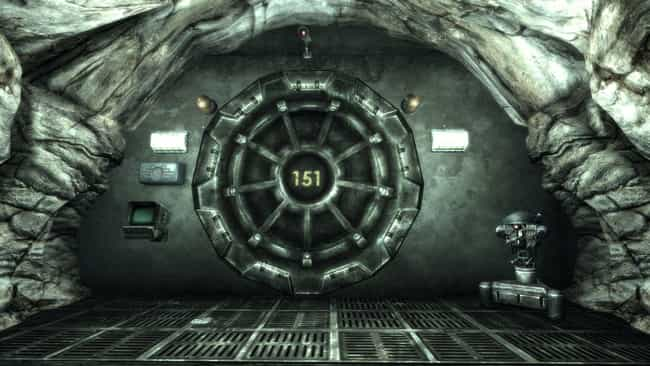 Vault 68 - One Woman is listed (or ranked) 4 on the list 14 Insanely Creepy Vault Backstories in Fallout