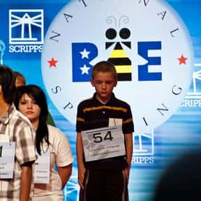 Spelling Bees is listed (or ranked) 10 on the list The Nerdiest Things That Will Never Be Cool