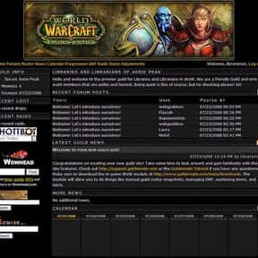 Role Playing On MMOs is listed (or ranked) 18 on the list The Nerdiest Things That Will Never Be Cool