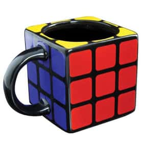 Rubik's Cube Themed Stuff is listed (or ranked) 22 on the list The Nerdiest Things That Will Never Be Cool