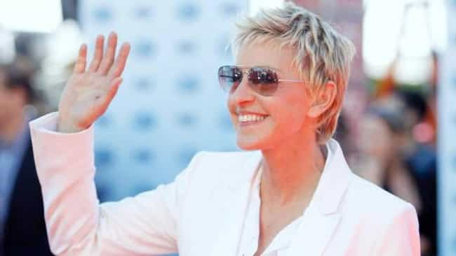 She's Worth Over $200 Mi... is listed (or ranked) 1 on the list 39 Fun Facts You Didn't Know About Ellen DeGeneres