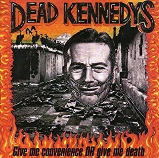 Give Me Convenience or G... is listed (or ranked) 4 on the list The Best Dead Kennedys Albums of All Time