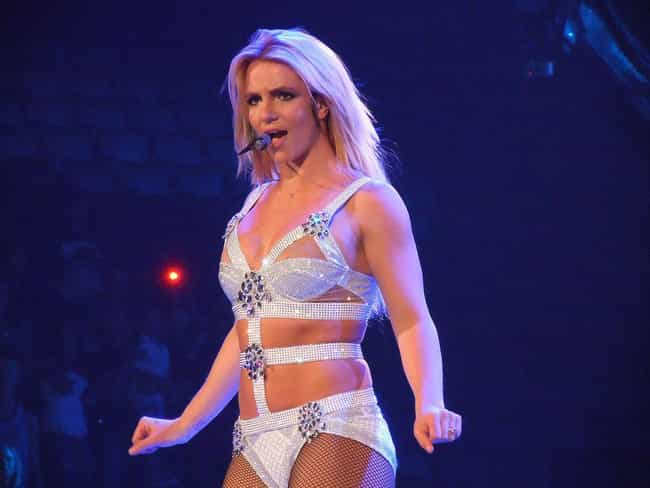 Britney Spears Was a Dee... is listed (or ranked) 3 on the list 13 Crazy Celebrity Conspiracy Theories