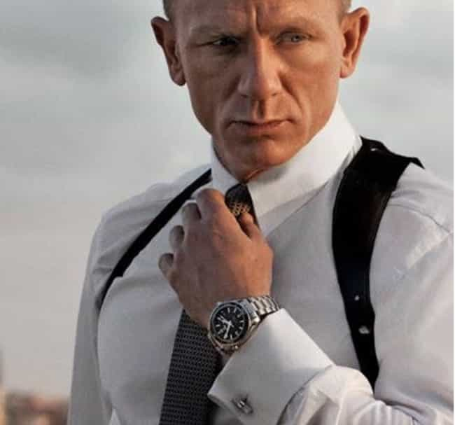 Watches is listed (or ranked) 4 on the list The Coolest James Bond Gadgets