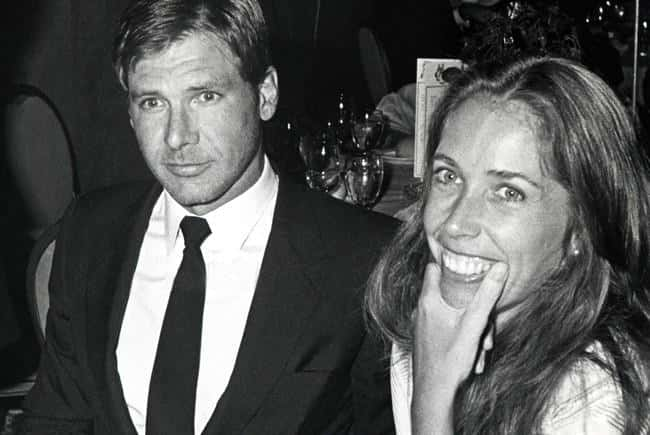 Harrison Ford & Melissa Ma is listed (or ranked) 11 on the list 24 Famous Long-Term Couples That Split
