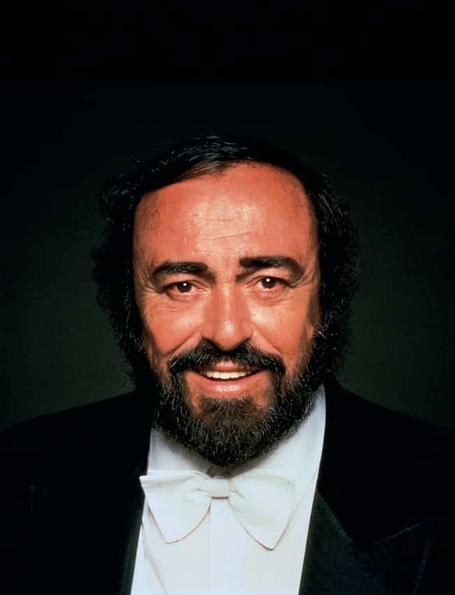 Luciano Pavarotti & Adua V is listed (or ranked) 15 on the list 24 Famous Long-Term Couples That Split