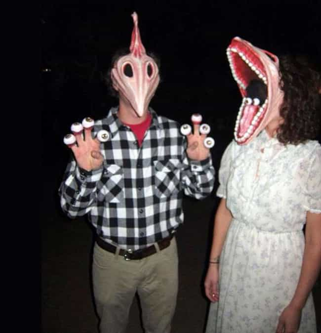 barbara and adam maitland from beetlejuice - List Of Halloween Costumes Ideas