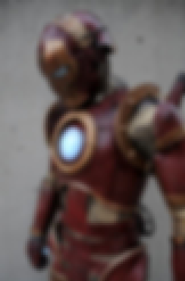 Steampunk Iron Man is listed (or ranked) 3 on the list Creative Crossover Costumes You Should Steal This Halloween