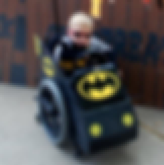 Batman in His Batmobile is listed (or ranked) 3 on the list 21 Awesomely Creative Costumes for People with Disabilities