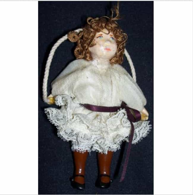 The Haunted Small Doll is listed (or ranked) 2 on the list Terrifying Cursed Objects That Actually Exist