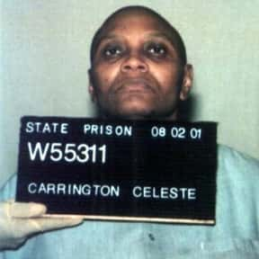 Celeste Carrington is listed (or ranked) 15 on the list Women Currently on Death Row in the United States