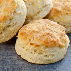 Buttermilk Biscuits is listed (or ranked) 9 on the list The Most Delicious Thanksgiving Side Dishes
