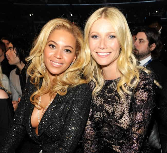 Gwyneth Paltrow Is her Childho... is listed (or ranked) 4 on the list Fun Facts You Didn't Know About Beyoncé Knowles