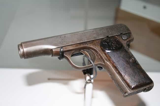 FN Model 1910 is listed (or ranked) 3 on the list Famous Assassination Weapons From History