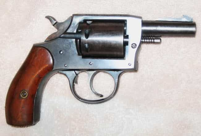.22 Caliber Iver-Johnson... is listed (or ranked) 5 on the list Famous Assassination Weapons From History
