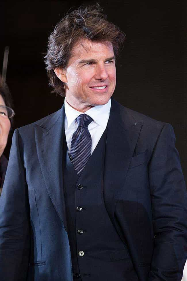 Tom Cruise Allegedly Doesn't J... is listed (or ranked) 2 on the list The Craziest Tom Cruise Scientology Rumors, Ranked